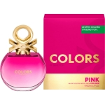 Туалетная вода Colors de Benetton Pink Benetton для женщин, 80мл