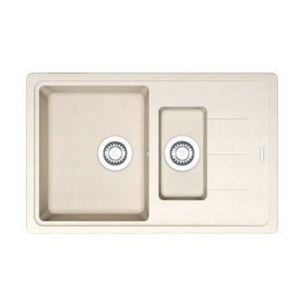 Кухонная мойка Franke BFG 651-78 вент-авт ваниль (114.0296.633)