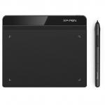 """Графический планшет, XP-Pen, Star G640, Разрешение 5080 lpi, Чувствительность к нажатию 8192, Интерфейс USB, Рабочая область 6""""х4"""", Чёрный"""