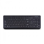 Клавиатура Delux DLK-02UB, Чёрный