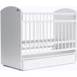 Кровать детская Bambini Элеганс M 01.10.07 Белый