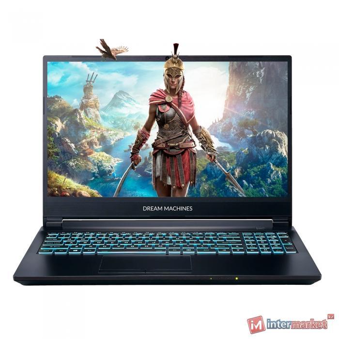 Ноутбук DREAM MACHINES G1650Ti-15KZ50/15.6 FHD/Core i5 10300H 2.5 Ghz/8/SSD500/GTX1650Ti/4/Dos