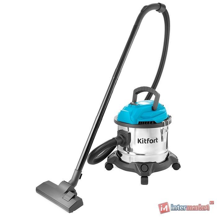 Пылесос хозяйственный Kitfort KT-547