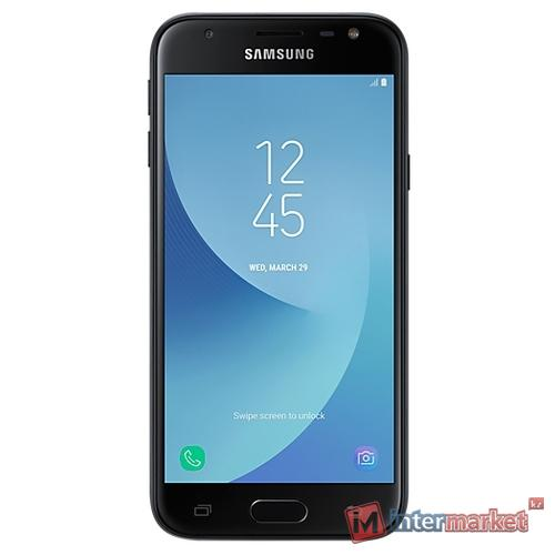 Смартфон Samsung Galaxy J3 (2017) Black