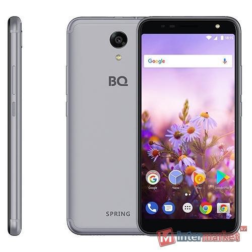 Смартфон BQ BQ-5702 Spring Grey