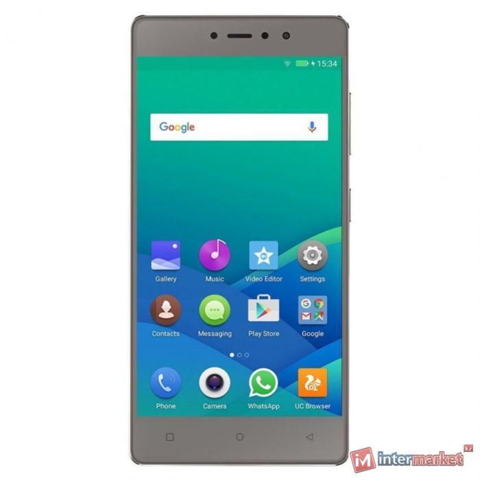 Смартфон Gionee S6, Mocha Gold