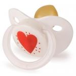 Соска-пустышка Happy Baby Latex Pacifier 0+ латексная соска