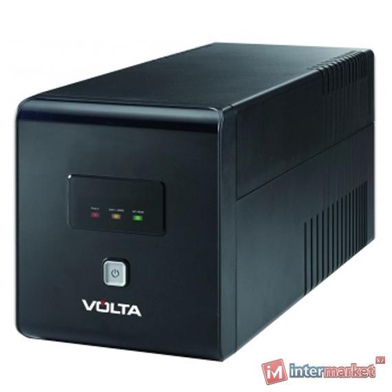 UPS VOLTA Active 1200 LED, Black
